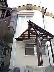 下林アパート[A-3号室]の外観
