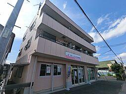 千葉県四街道市栗山の賃貸マンションの外観
