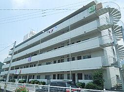 愛媛県松山市溝辺町の賃貸マンションの外観