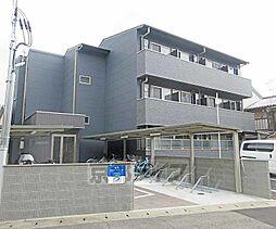 JR東海道・山陽本線 山科駅 徒歩12分の賃貸アパート