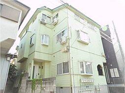 日野グリーンピース[1階]の外観
