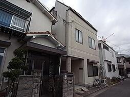 兵庫県明石市南王子町の賃貸マンションの外観