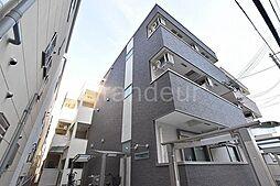 フジパレス鶴見5番館[1階]の外観