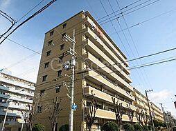 大阪府大阪市城東区今福南4丁目の賃貸マンションの外観