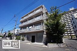香川県高松市福岡町2丁目の賃貸マンションの外観