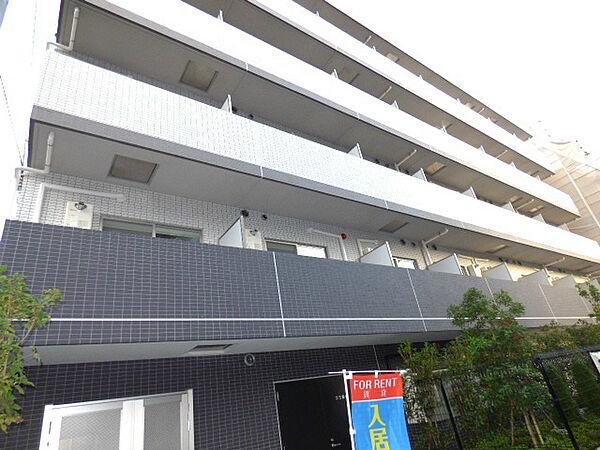 埼玉県川口市並木4丁目の賃貸マンション
