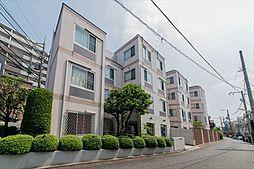 東京都世田谷区船橋1の賃貸マンションの外観