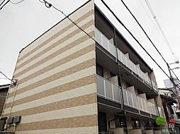 大阪府大阪市住吉区遠里小野4丁目の賃貸マンションの外観