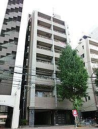 東京都新宿区下落合3丁目の賃貸マンションの外観