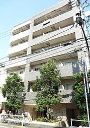 プレール・ドゥーク北新宿[201号室号室]の外観
