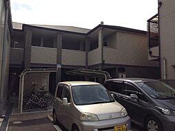 大阪府堺市堺区石津町1丁の賃貸アパートの外観