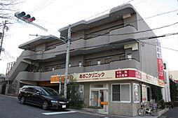 愛知県名古屋市名東区極楽1丁目の賃貸マンションの外観