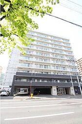 北海道札幌市豊平区豊平三条2丁目の賃貸マンションの外観