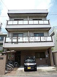 京都府京都市伏見区深草西浦町7丁目の賃貸マンションの外観
