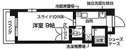 浄土寺kamii[302号室号室]の間取り