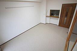 2SLDKの居間
