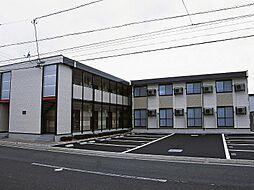 長野県松本市野溝東1丁目の賃貸アパートの外観