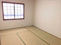 4階和室。和室を洋室に変更することも可能です。H30.11月