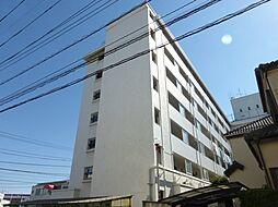 千葉県松戸市小金きよしケ丘3丁目の賃貸マンションの外観