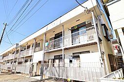 埼玉県所沢市林3丁目の賃貸アパートの外観