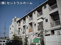 大阪府堺市堺区松屋大和川通1丁の賃貸マンションの外観