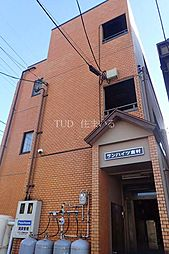 サンハイツ吉村[1階]の外観