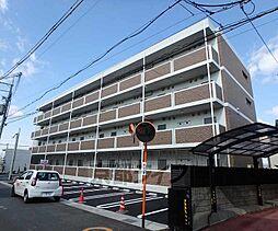 フレグランスヴィレッジ京田辺II[401号室]の外観