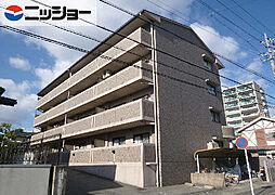 ベルシオン[4階]の外観