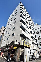 奥内阿波座駅前マンション[7階]の外観