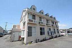 兵庫県伊丹市山田4丁目の賃貸アパートの外観