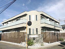 京王相模原線 多摩境駅 徒歩5分の賃貸アパート