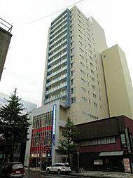 UURコート札幌南三条プレミアタワー[17階]の外観