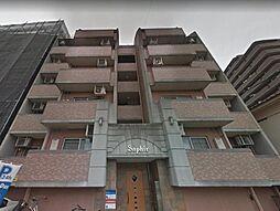 サフィール高宮[101号室]の外観