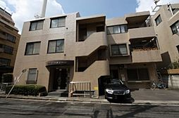 東京都新宿区信濃町の賃貸マンションの外観