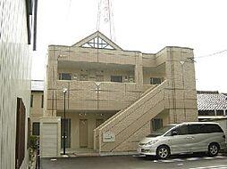 愛知県一宮市富士1丁目の賃貸アパートの外観