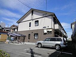 MロイヤルA棟[2階]の外観