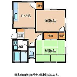 ピア・アクセス[1階]の間取り