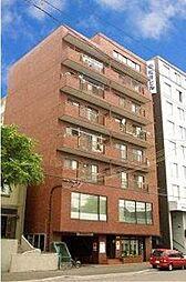 北海道札幌市豊平区豊平四条10丁目の賃貸マンションの外観