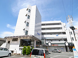 坪田ビル[505号室]の外観
