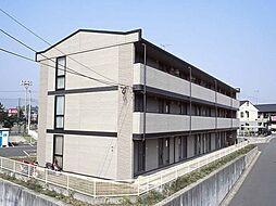 レオパレスチェリーブロッサム[3階]の外観