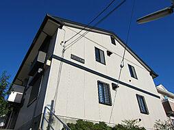 神奈川県横浜市都筑区東山田2丁目の賃貸アパートの外観