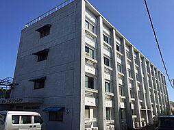 グリーンガーデンハイツ[4階]の外観