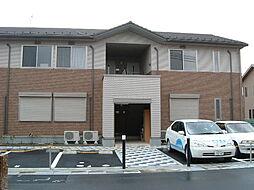 CASA都賀山[1−B号室]の外観