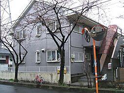 鶴ヶ曽根ハイツ[202号室]の外観