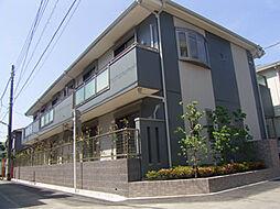 フラット・ワタナベ[2階]の外観