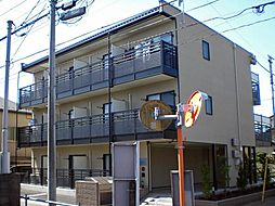 埼玉県さいたま市見沼区大和田町の賃貸マンションの外観