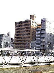 ライオンズステーションプラザ広島[401号室]の外観