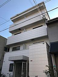 大阪府大阪市住之江区東加賀屋2丁目の賃貸マンションの外観