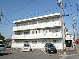 第2メゾン永田ビル[1階]の外観