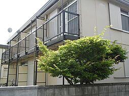 クローバーハウスC棟[1階]の外観